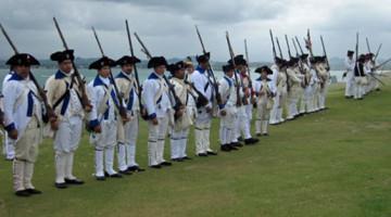 1797 Battle of San Juan: 2016 Reenactment