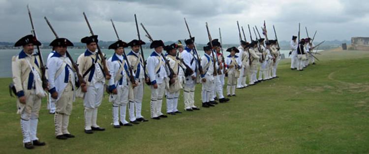 1797 Battle San Juan