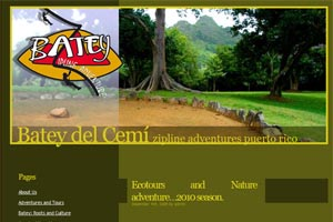 Batey Zip line Adventure Tours in Puerto Rico