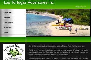Las Tortugas Adventure kayak biobay