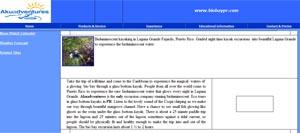 akuadventures kayak biobay