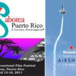 Gastro Extravaganza, Fighter Planes and Movies Galore: Puerto Rico, April 2011