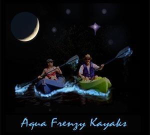 aqua frenzy kayaks biobay