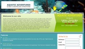 aquatic adventures dive culebra
