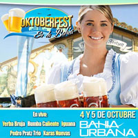 Oktoberfest at Bahia Urbana