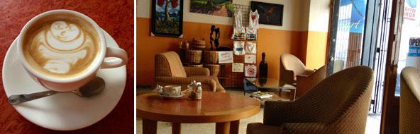 Old San Juan Coffee Shops, Café Finca Cialitos