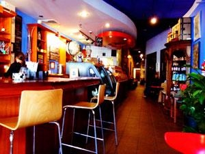 Old San Juan Coffee Shops, Café Poetico