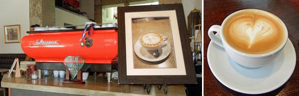 Old San Juan Coffee Shops, Caficultura