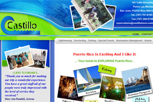 castillo Tours -  Snorkeling and Day Sailing Tours