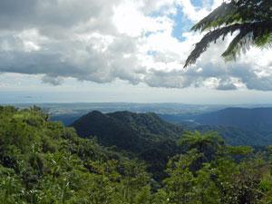 Porta Cordillera Region of Puerto Rico