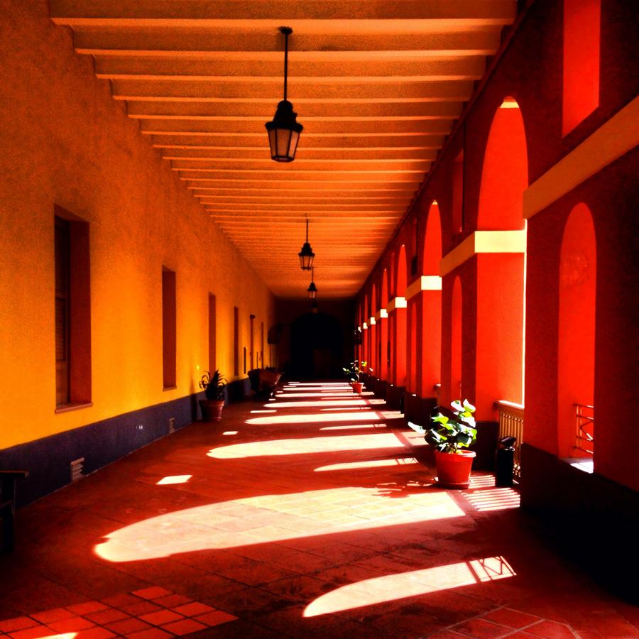 Shadows Cuartel De Ballaja Discovering Puerto Rico