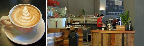 Old San Juan Coffee Shops, Cuatro sombras