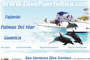 dive puerto rico sea ventures