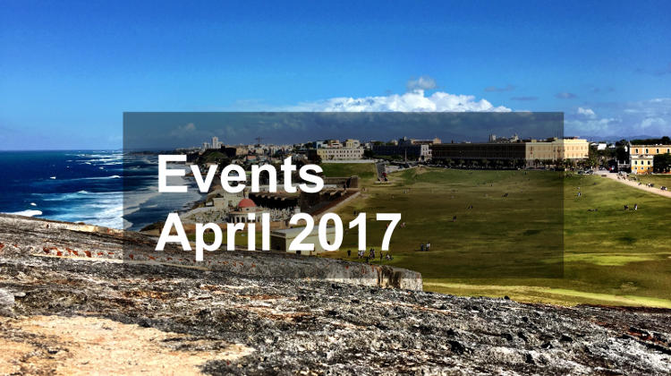 Puerto Rico Events in April