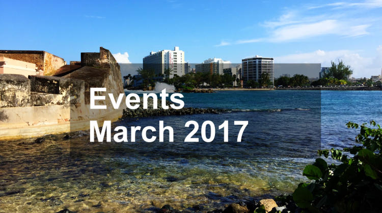 Puerto Rico Events in March