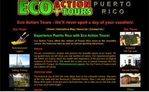 eco action tours