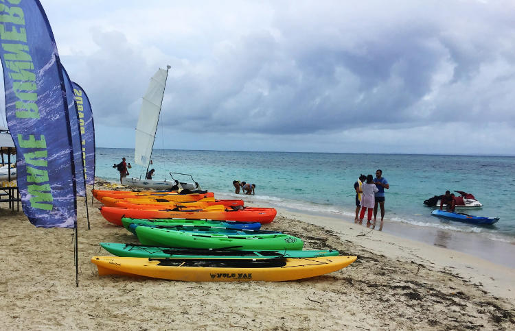 Palomino Island @ El Conquistador Resort Puerto Rico