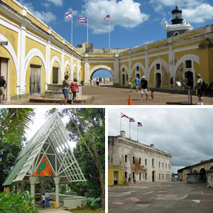 Outdoor activities in Puerto Rico