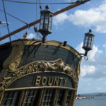 HMS Bounty in Old San Juan