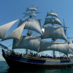 HMS Bounty Heading to Puerto Rico