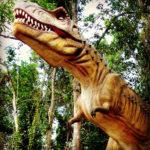 Jurassic Parque @ La Marquesa Forest Park