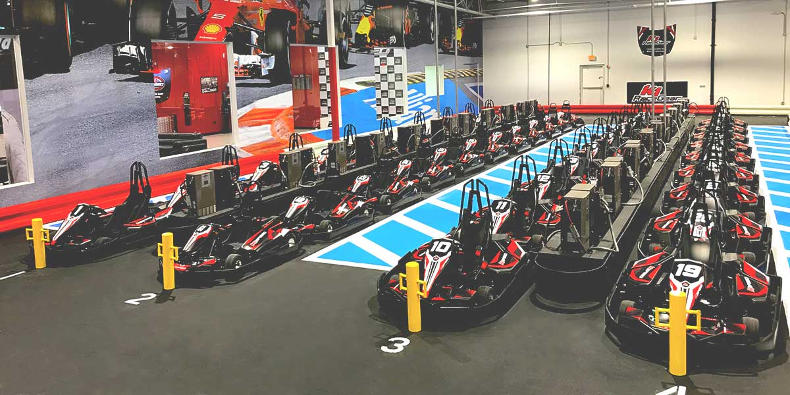 K1 Speed Indoor Go Kart Center At The Outlet Mall 66