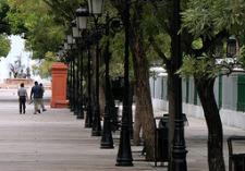 paseo la princesa, old san Juan, puerto rico