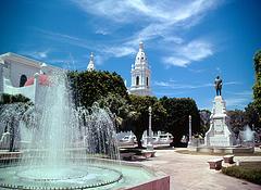Plaza Las Delicias in Ponce