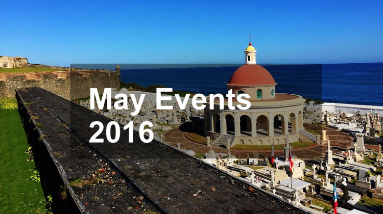 Puerto Rico May events
