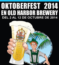 Old Harbor Brewery Oktoberfest