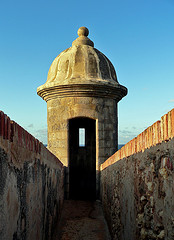 Old San Juan El Morro Fort