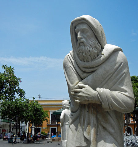 Plaza de Armas, Old San Juan
