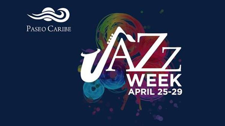 Jazz week Paseo caribe Puerto Rico