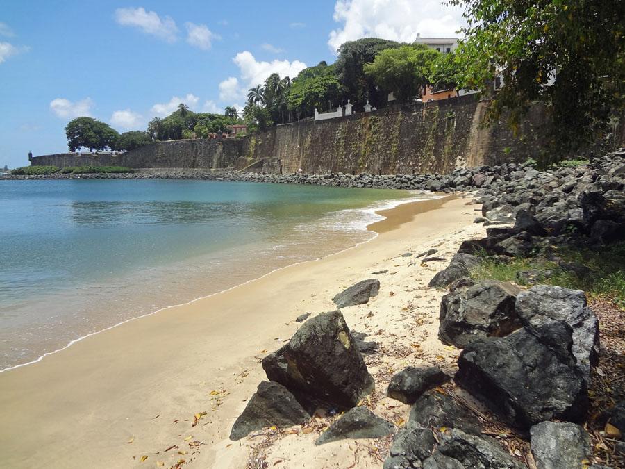 Paseo del Morro Old San Juan