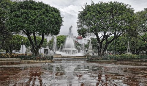 Ponce Fountain