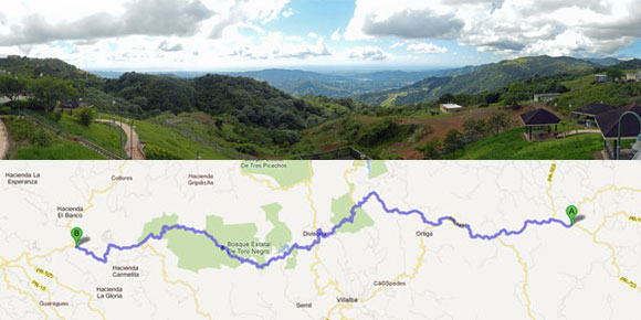 PR143 Ruta Panoramica Puerto Rico