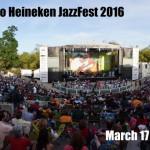 Puerto Rico Heineken JazzFest 2016