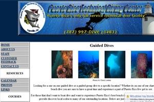puerto rico technical diving center