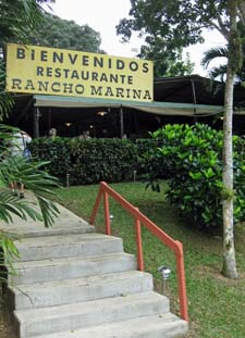 rancho marina at lago dos bocas