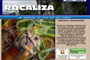 rocaliza adventure tours in Puerto Rico