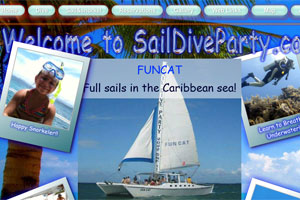 Sail Dive Party Snokeling and Day Sail Tours