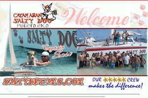 salty Dreams Snorkeling and Day Sailing Tours