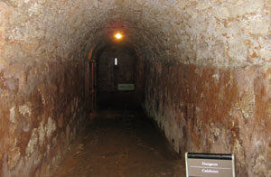 san cristobal fort tunnel dungeon