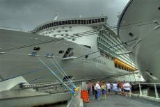 San Juan cruise ship