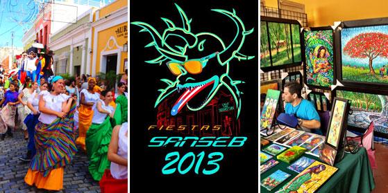 Sanse 2013 San Sebastian Street Festival Fiestas De La