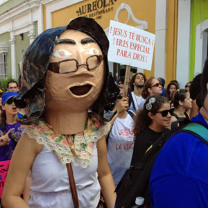 2013 San Sebastian Street Festival, Old San Juan