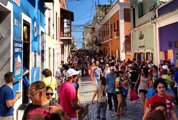 2019 San Sebastian Street Festival Fiestas De La Calle San