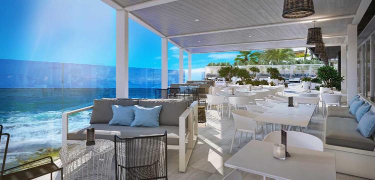 Serafina Beach Hotel San Juan