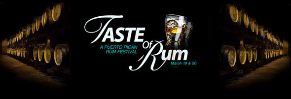 Puerto Rico International Rum Festival taste of Rum 2011