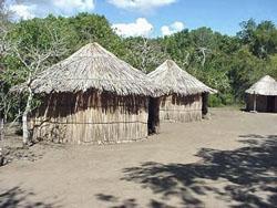 tibes taino village near Ponce